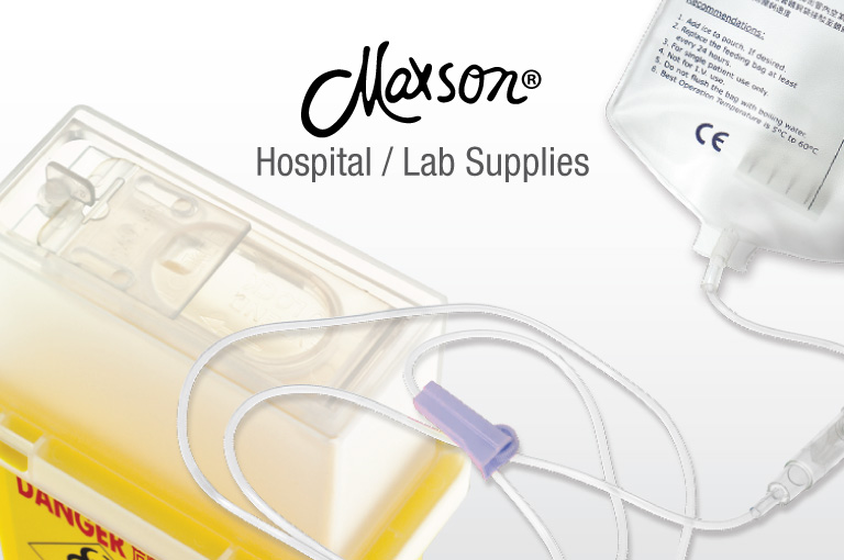 Maxson® Hospital/Lab Supplies